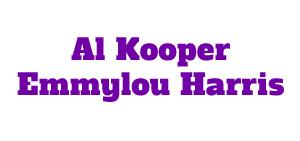 Kooper, Harris