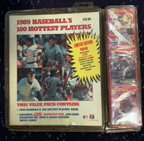 1989 Baseballs 100 Hottest Players