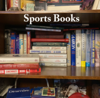 5 Book Grab Bag - Sports