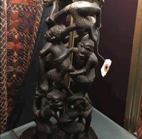 African Lamp of Life