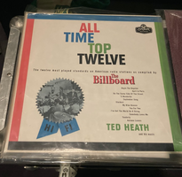 All Time Top Twelve The Billboard Record