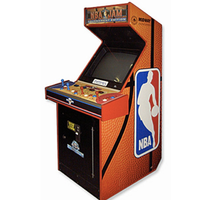 Aminis NBA Jam Arcade Game