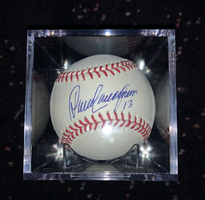Baseball Signed By Dave Conception