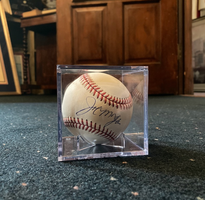 Baseball Signed By Joe Morgan