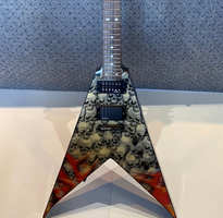 Bc Rich Body Art Collection Triangular Guitar