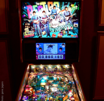 Beatles Gold Edition Pinball Machine
