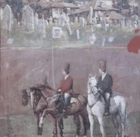 Horsemen Before Alifakovac