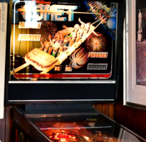 Comet Pinball Machine