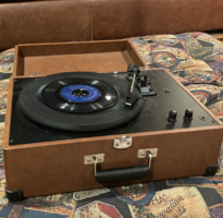 Crowley Record Player