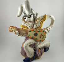 Elvis Presley Bunny Rabbit Water Pitcher