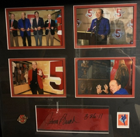 Johnny Bench Signature and Memorabilia