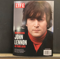 Life Magazine Remembering John Lennon 40 Years Later