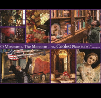 Mansion Puzzle Magnetic