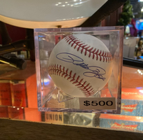 Pete Rose Signed Baseball