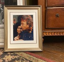 Photograph of John Lennon