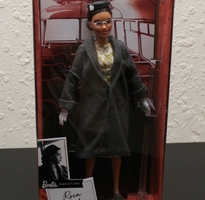 Rosa Parks Collector Doll