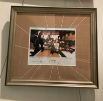 Styx signed photograph