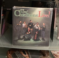 The Chieftains Live Album