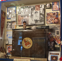 Unique Baseball Memorabilia Collection