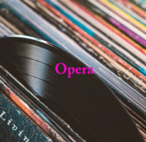 5 Album Grab Bag - Opera